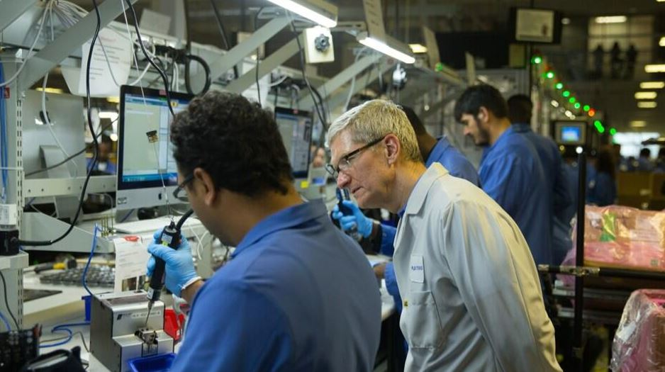 Apple Production Line